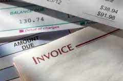 Late or lost invoices