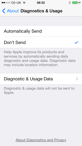Getting your iOS crash reports