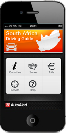 South African driving guide