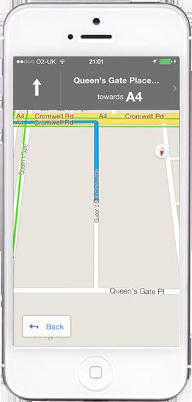 phoneSatNavScreenshot