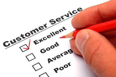 Getting customer feedback and improving your customer service