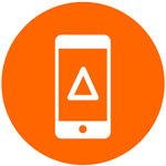 AutoAlert job management on your phone