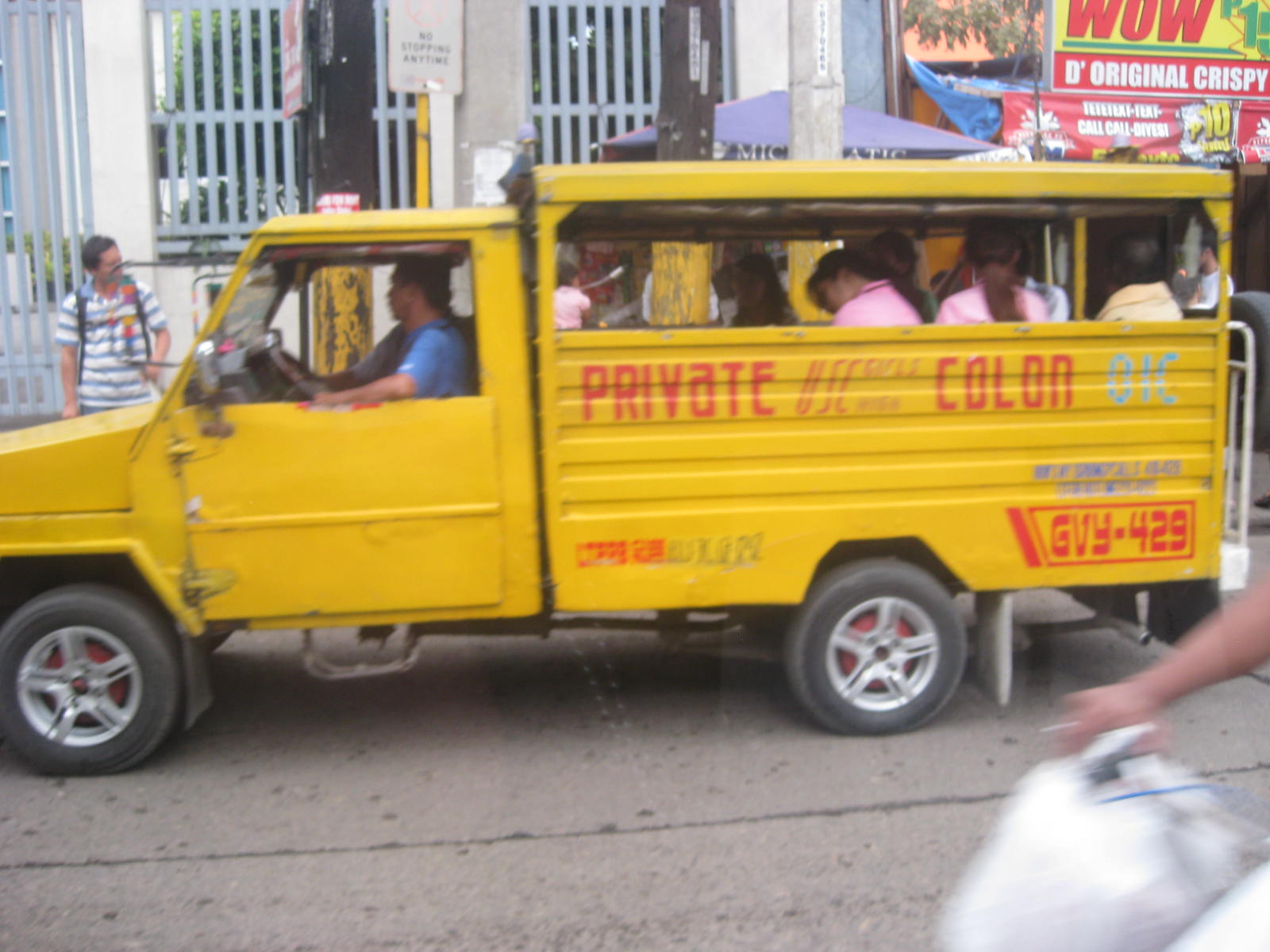 taxis in phillipines